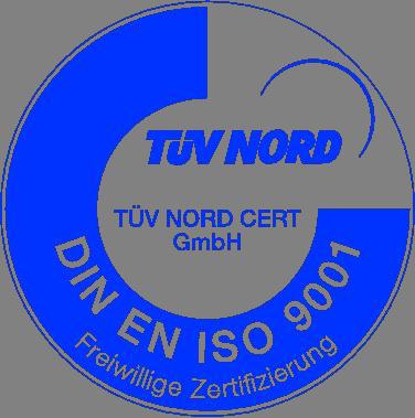 TÜV Nord Zertifizierung