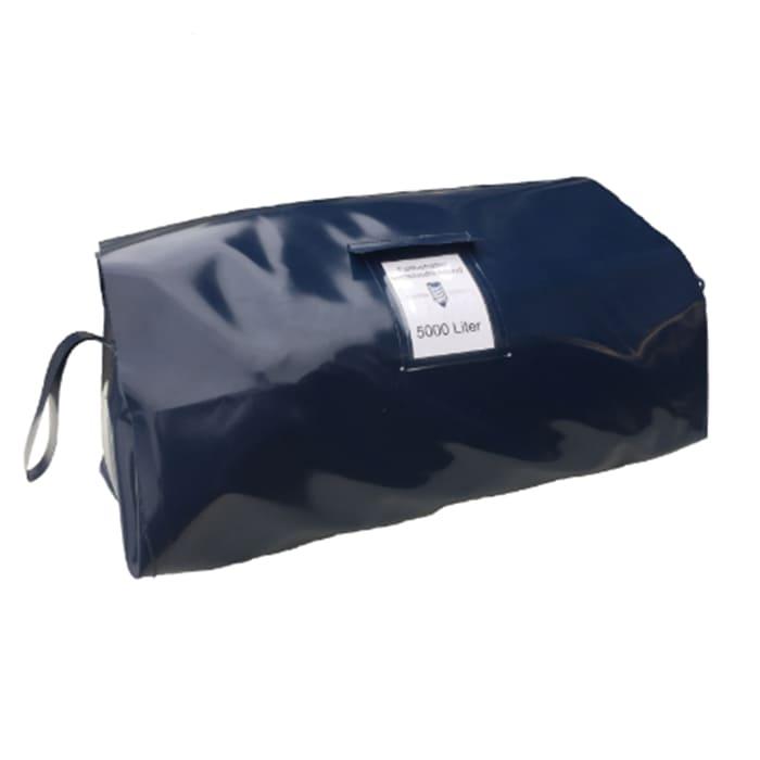 geschlossene Packtasche für die Faltbehälter