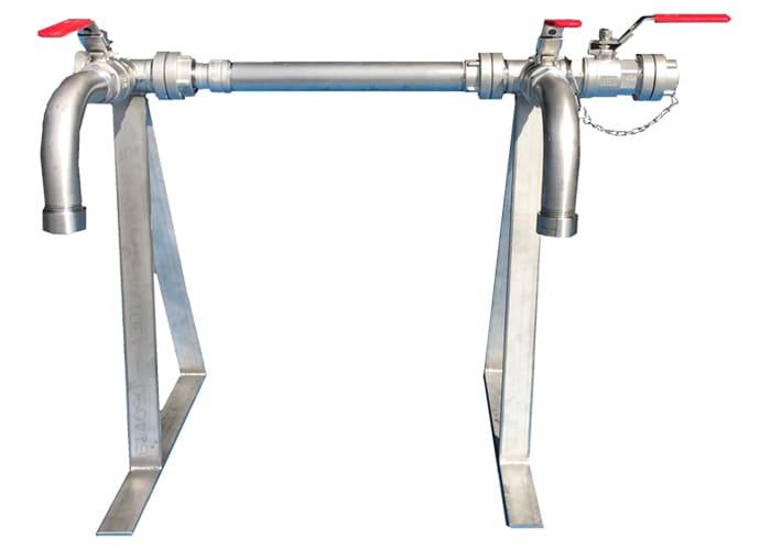 Wasserabgabeverteiler Trinkwasser